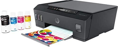 HP Smart Tank Plus 555 - Impresora multifunción (imprime, copia y ...