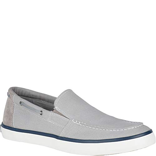 - SPERRY Men's, Mainsail Slip on Shoes Gray 10.5 M