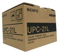 (SONY THERMAL PRINT PACK LARGE UPC-21L)