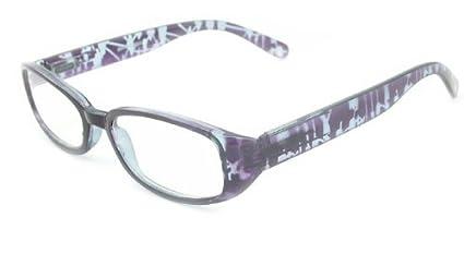 G436blu viola modello occhiali da lettura Lens Strength + 2.0 8mcJC