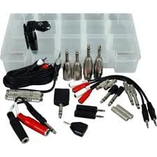 TecNec Exclusive Performers Emergency Audio Adapter Kit-by-TecNec