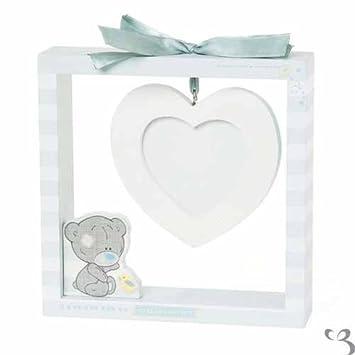 Me to You Tiny Tatty Teddy Hanging Heart Photo Frame: Amazon.co.uk: Baby