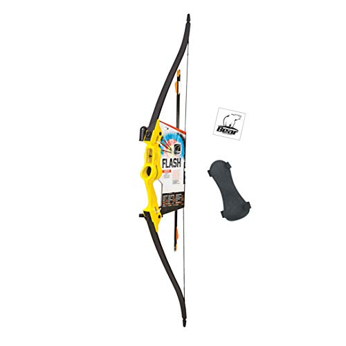 Bear Archery Flash Youth Bow - Yellow