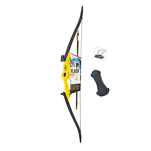 Bow Sports Archery - Bear Archery Flash Youth Bow - Yellow
