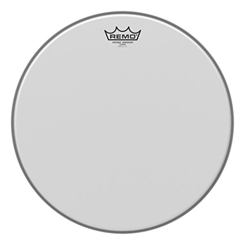 Remo VE0115-00 Vintage Emperor Coated Drum Head (15-Inch) ()