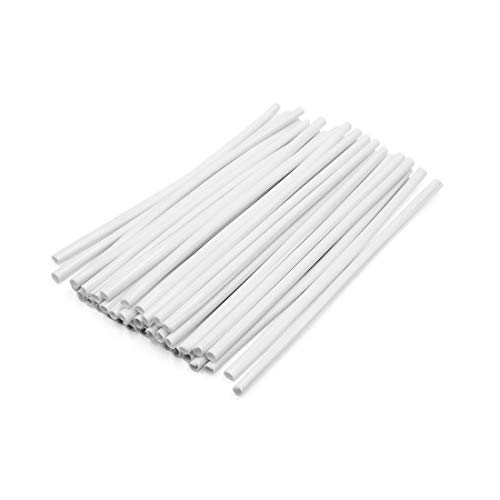 Wheels Spoke Wire Motorcycle (uxcell 36pcs 17cm Length Motorcycle Wheel Steel Wire Spoke Reflective Clip Tube White)