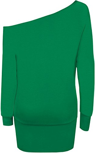 a Donna WearAll manica Jade Maglia lunga aWUxnC5qR