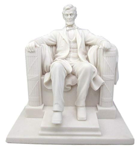 Ky & Co YK Seated Abraham Lincoln Figurine 8