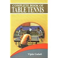 Complete Book of Table Tennis