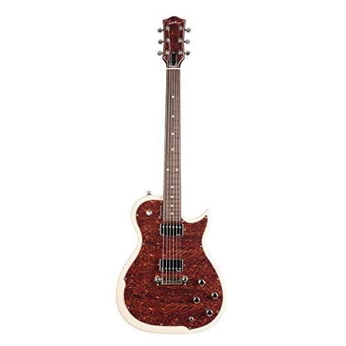 Godin Radiator 6 String Solid-Body Electric Guitar, Trans Cream (048458)