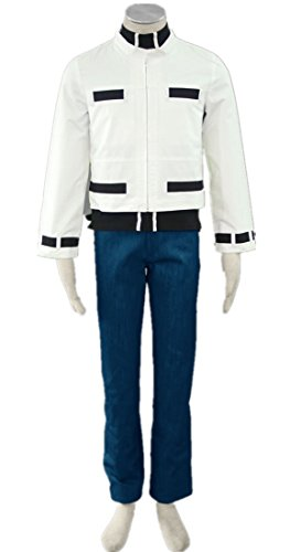 Snk Cosplay Costume (The King Of Fighters Cosplay Costume-KOF Kyo Kusanagi 1st 4Pcs Set)