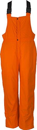 orange coveralls insulated - 8