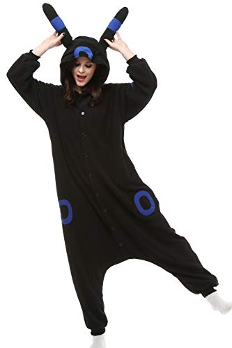 Es Unico Umbreon Onesie for Adult and Teens.L ()