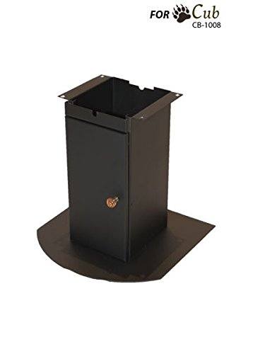 Cubic Mini - Cubic Mini Stove - Cub - Mounts and Accessories (Floor Stand/Mount - CB-2014)
