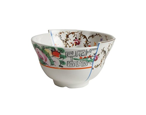 - Seletti Fine Bone China Small Dessert Bowl Irene 4.25