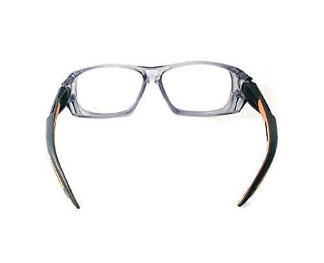 2c6c91c8d68b0 Armação Óculos Segurança Para Lentes De Grau UNIVET 5X9L  Amazon.com.br   Ferramentas e Construção