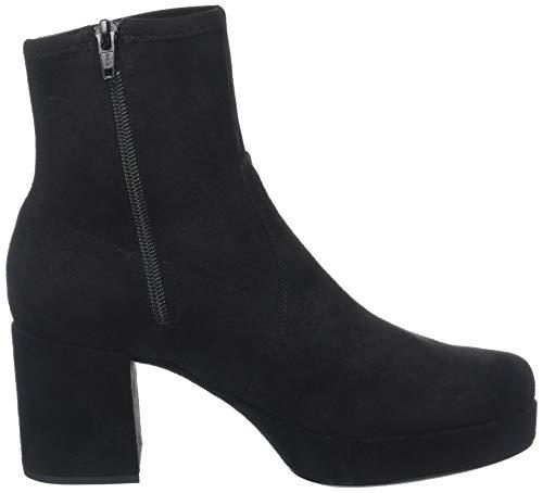 Black Black Black Boots Unisa Nahali Ankle STL Women's x8OH6