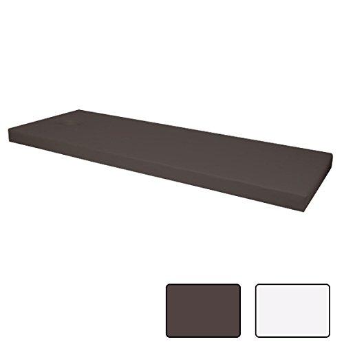 マッサージベッド 天板部 ブラウン幅65cm [ 組み合わせベッド マッサージベッド 施術ベッド 整体ベッド エステベッド マッサージ台 施術台 マッサージ 整体 ベッド ] ブラウン幅65cm  B079TLZDKN