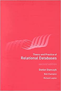 Book [(Theory and Practice of Relational Databases)] [By (author) Stefan Stanczyk ] published on (September, 2001)