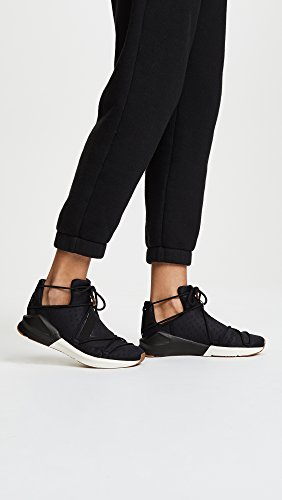 Fierce Women's whisper White Sneaker Wn Rope Black Puma Velvet d56x0dn