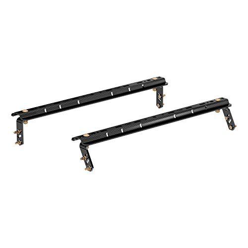 CURT 16150 Universal 5th Wheel Base Rails