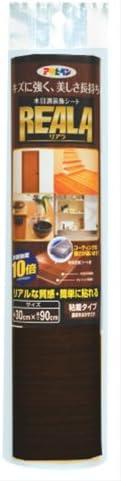 アサヒペン 木目調装飾シート REALA(リアラ) RL-16 30cm×90cm