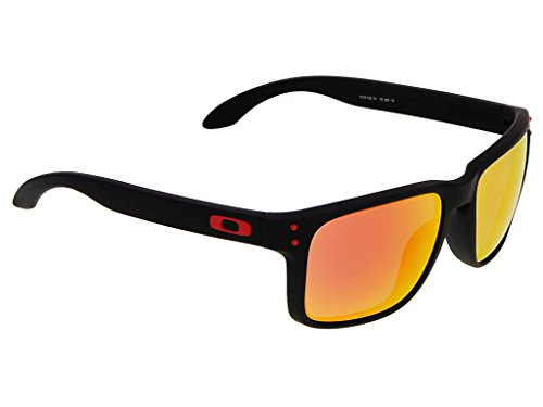 Oakley Holbrook Sunglasses, 24k Iridium Non-polarized, One - Sunglasses Oakley Ducati