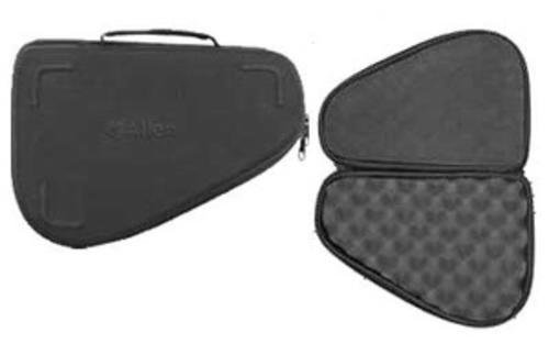 Allen Molded Compact Handgun Case, Black