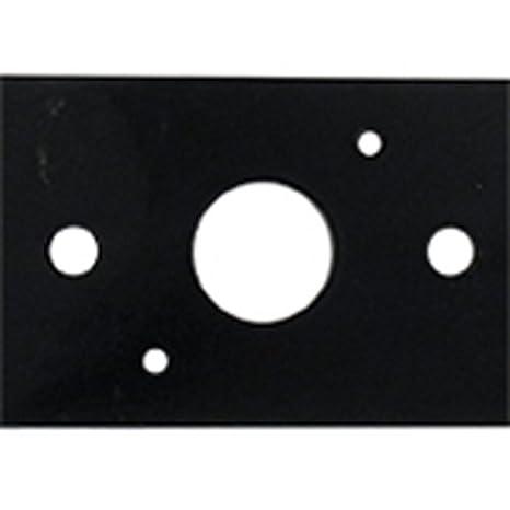 Cuchilla adaptable para cortacésped Ibea p4050022 para máquinas ...