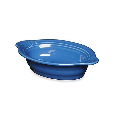 Fiesta® 17 oz. Oval Individual Casserole Dish in Lapis