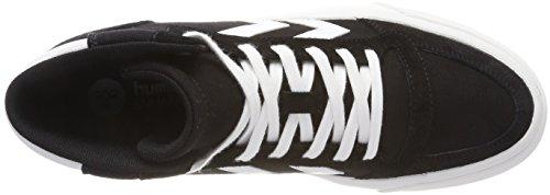 Nero a Sneaker Black 2001 RMX Hummel Collo Alto Stadil High Unisex Adulto – x7vnIqP