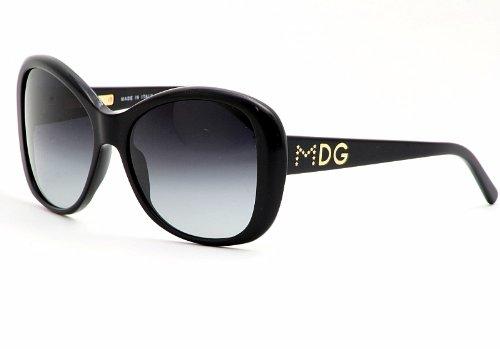 19b8c2edcc Dolce & Gabbana MADONNA - Gafas de sol DG 4108 501/8G: Amazon.es ...