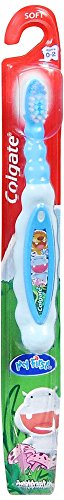 Colgate Kids First Toothbrush colors