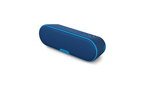 Sony SRSXB2 BLUE Portable Wireless Speaker with Bluetooth Blue