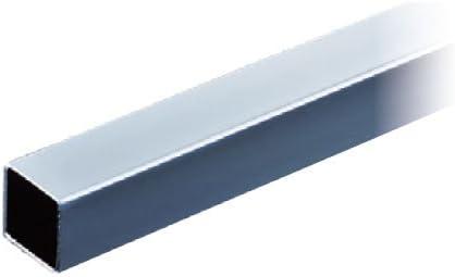 パイオニアテック 19角パイプ クローム 取寄品 US19-900