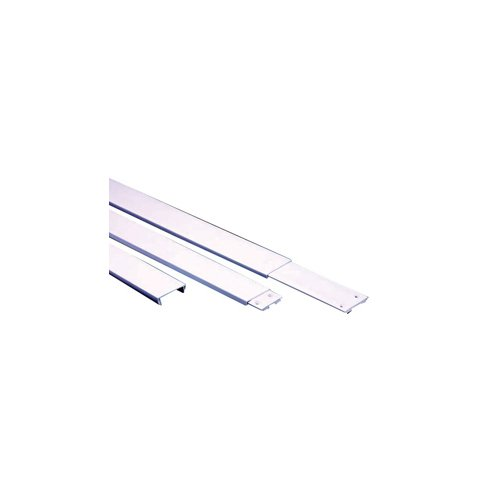 Extruded Snap-On Two-Piece Breaker Strip | Width: 2-5/16'' | Length: 6ft by CHG