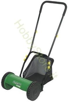 Hobbystore Cortacésped Manual Con Hojas Helicoidal Razerb 300 M: Amazon.es: Bricolaje y herramientas