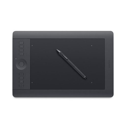 POSRUS NibSaver Surface Cover for Wacom Intuos Pro Pen and Touch Medium (PTH651) Pen Tablet