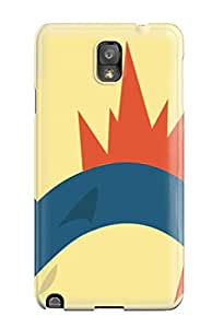 Forever Collectibles Pokemon Anime Pokemon Hard Snap-on Galaxy Note 3 Case