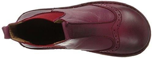 Bisgaard Unisex-Kinder Stiefelette Chelsea Boots Pink (4000 Pink)