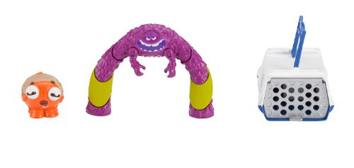 Fisher-Price Imaginext Monster's University Art & Archie Playset