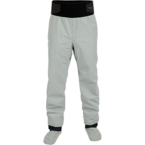 Tempest Pants w/Socks-LightGray-L ()