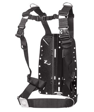 Zeagle Deluxe Harness for Backplate