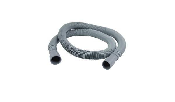Tubo de desagüe para lavadora y lavavajillas extensible hasta 80 ...