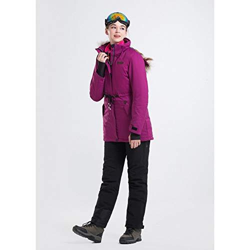 Zxgjhxf Suit Pantalon Option Ski Nouveau Chaud 1 Haute Color Allonger Qualité En 5 Femmes Veste Femme Combinaisons De Imperméable Couleur x4xgwqrB