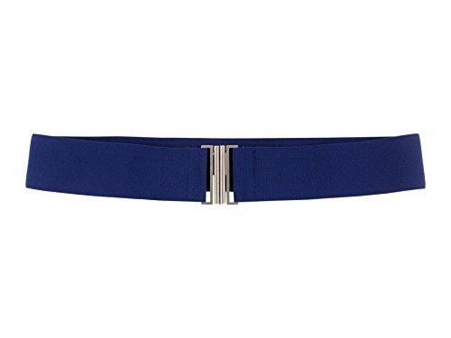 scuro Cintura blu donna Agrafa nera 80 wOxRdXY