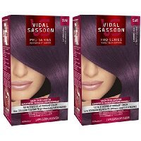 Vidal Sassoon London Luxe Hair Color, London Lilac (5VR), 2 pack Sold By HERO24HOUR Thank You