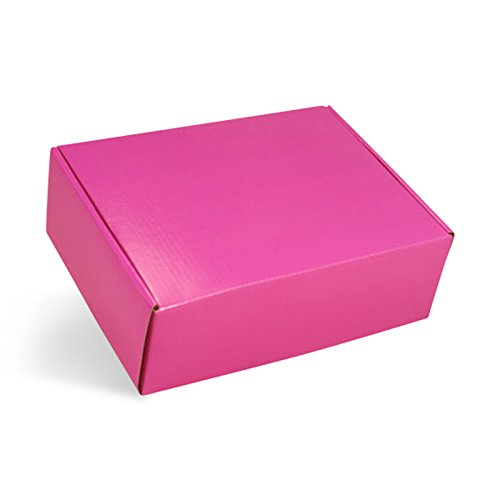 Hot Pink Corrugated Boxes 4
