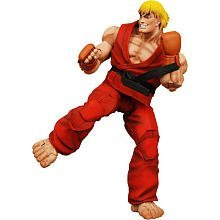 Neca Player - Street Fighter IV Player Select Ken by Neca