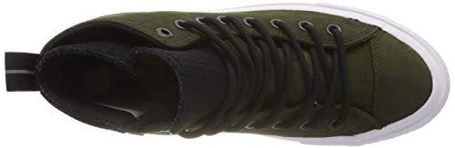 Collo 316 Green – Alto Star Sneaker Boot All black Verde Wp Converse Chuck Adulto utility white A Unisex Taylor wpgq8